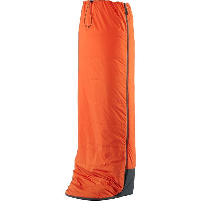 Fjällräven Bergtagen Mummyfoot Sleeping bags orange Unisex