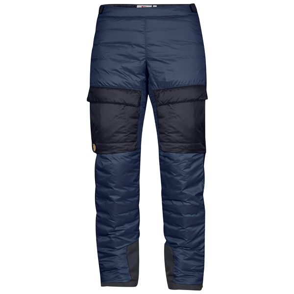 Fjällräven Keb Touring Padded Trousers W Insulated trousers blue Women's