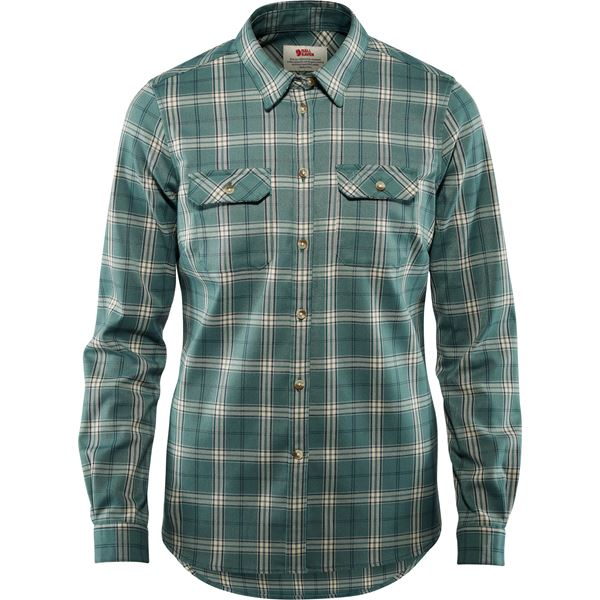 Fjällglim Stretch Shirt LS W