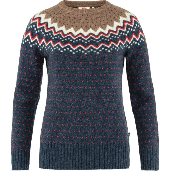 Övik Knit Sweater W F560 L