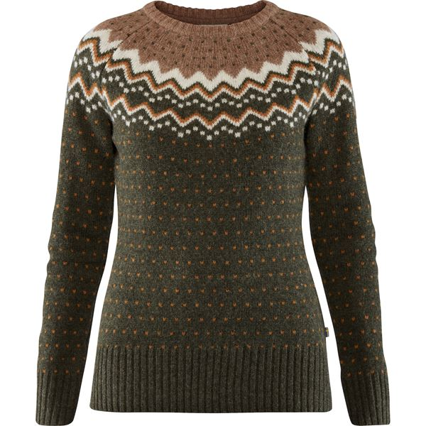 Övik Knit Sweater W F662 L