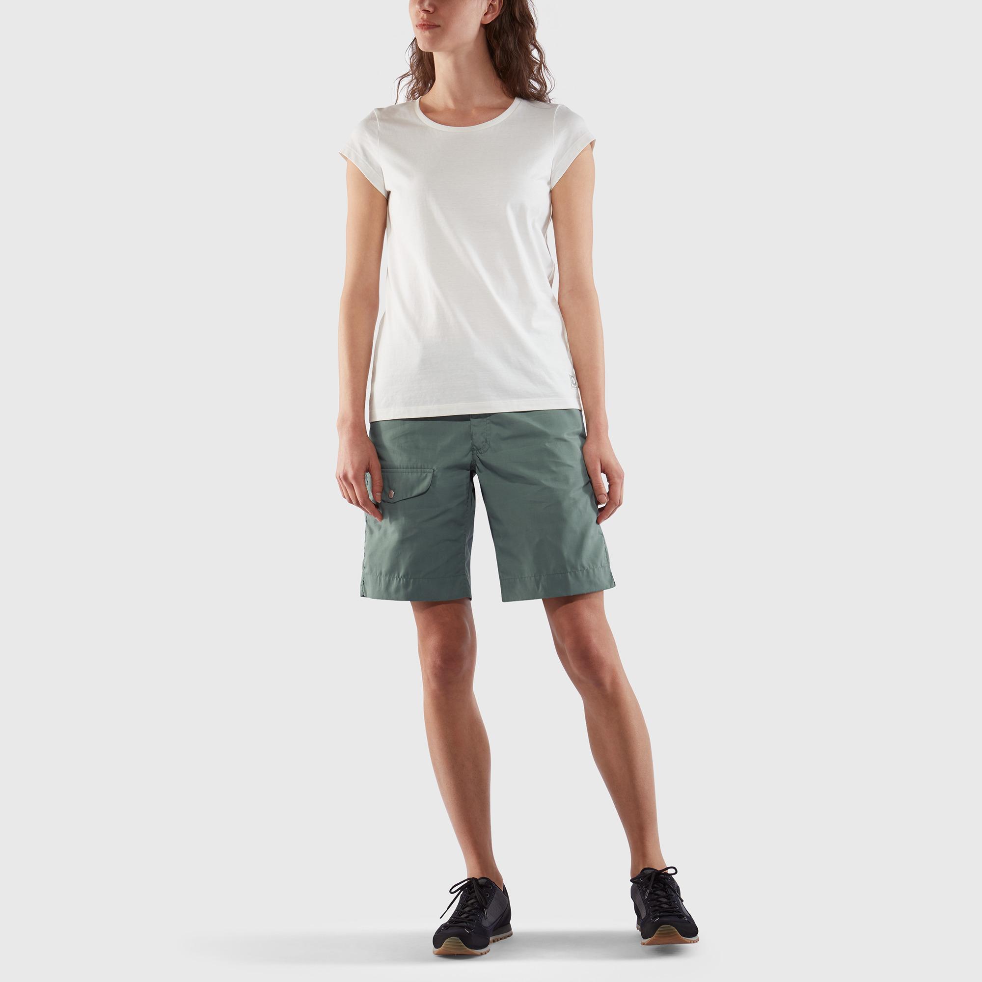 FJ/ÄLLR/ÄVEN Damen Greenland Shorts W