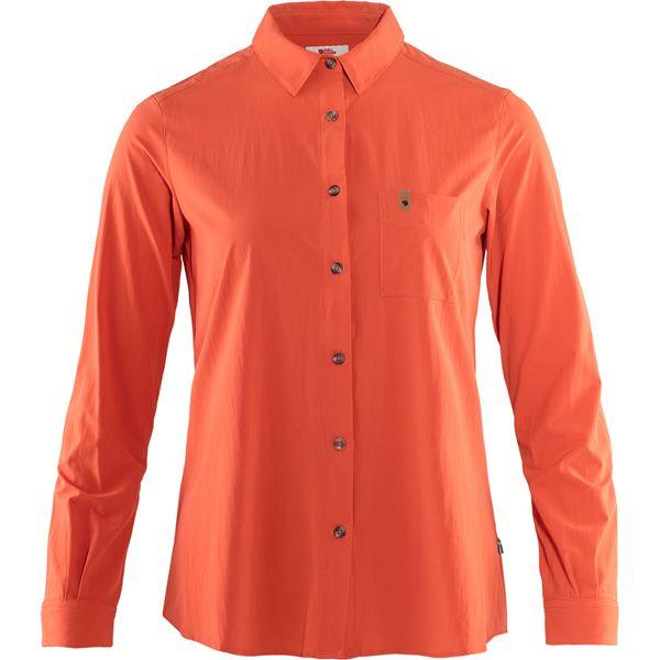 Övik Lite Shirt LS W F333 L