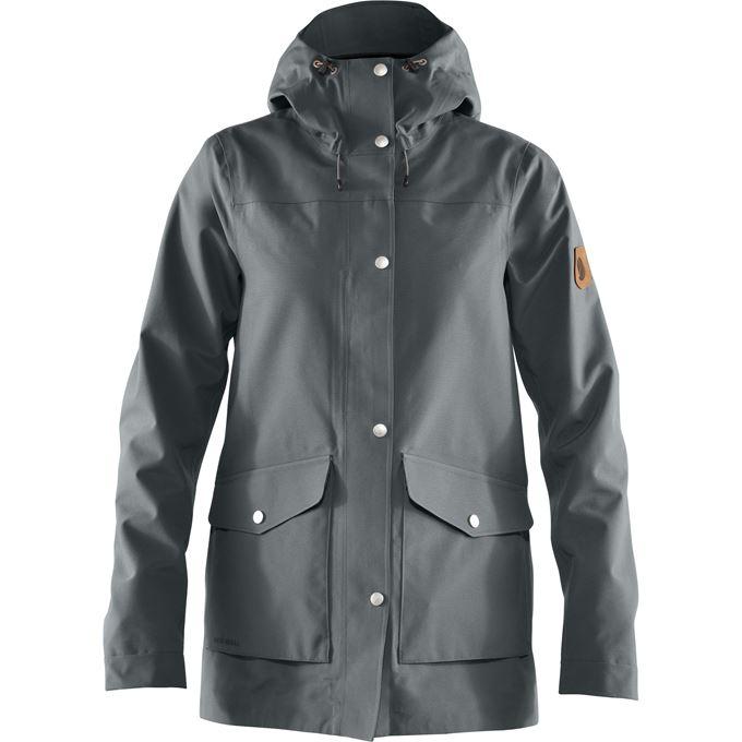 Greenland Eco-Shell Jacket W