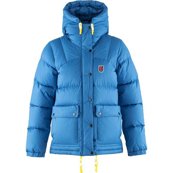 Fjällräven Expedition Down Lite Jacket W Down jackets Blue Women's