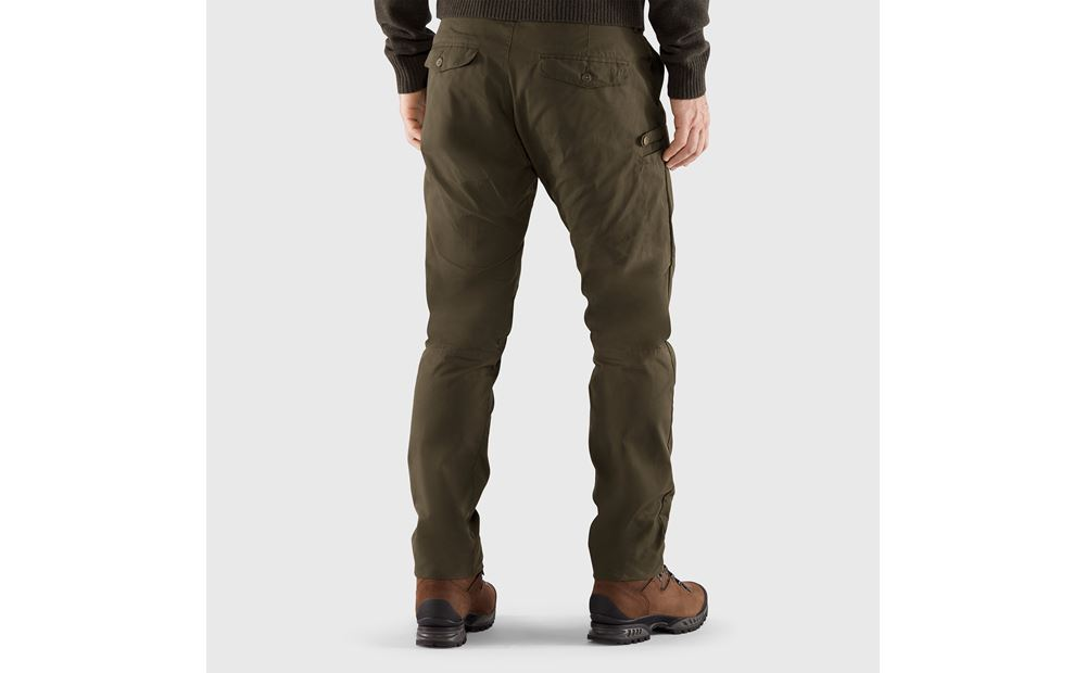 Sormland Tapered Trousers M